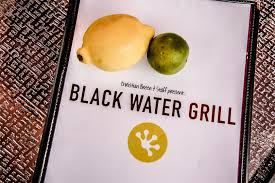Sweetwater River Deck Drink Menu by Home Black Water Grill