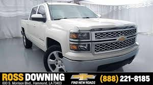 Pre-owned Vehicles For Sale In Hammond, LA | Ross Downing Chevrolet The Most Reliable Used Pickup Trucks In Consumer Reports Rankings Best Truck Buying Guide Preowned Vehicles For Sale Hammond La Ross Downing Chevrolet Cars Under 100 With Low Miles Beautiful Enterprise Car 1920 New Specs Cross Pointe Auto Amarillo Tx Sales Service Charleston Sc Under 1000 And Less Than Bill Introduced To Allow Permit 18 21yearold Truck Drivers 100pound 18mile Trailer Tow Diesel Power Challenge 2017 For One Of These Will Be