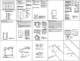 8x12 saltbox shed plans storage shed plans icreatables com