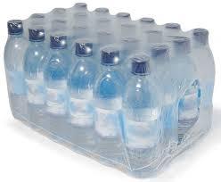 Case Of Bottled Water