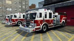 100 Gta 4 Fire Truck Mod Pierce S GTA IV Galleries LCPDFRcom
