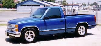 Chevy Cheyenne Super SWB 91 Picture | C/K GM Trucks | Pinterest ...