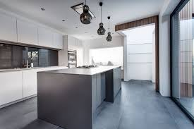 white grey kitchen island pendant lighting modern home in