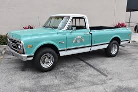 100 1972 Gmc Truck GMC C10 Campers Special Pick Up Ideal Classic Cars LLC