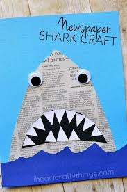 Newspaper Craft Ideas For Kids 527 Best Images On Pinterest Of