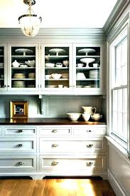 Dining Room Cabinets Small Built In Buffet Where Do You Store
