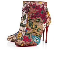 Buy Cheap Lowest Price Christian Louboutin Embroidered Miss Tennis