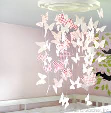 Little Chandelier For My Girls Room A Month Ago Using Back To Basics Digital Line Its Been Cute Addition Their And It Was Pretty Easy