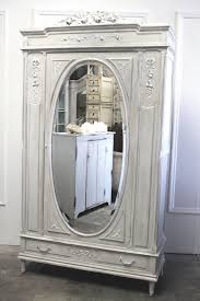 Full Bloom Cottage: Antique French Armoire...Vintage Arched ... French Antique Armoire 19th Century Wardrobe Burr Antiques Atlas Fniture Stunning Mirror Fronted Wardrobes Mirrored Napoleon Iii In Mahogany Circa 1870 1890 Hand Carved Oak Or Beveled 3 Door For Sale La Rochelle Roco Wardrobe Cart Awesome Victorian Cabinet Bedroom Home Ideas Walnut Ldon