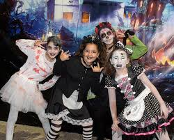 Spanish Countries That Celebrate Halloween by Sally Shuffield Spain Blog