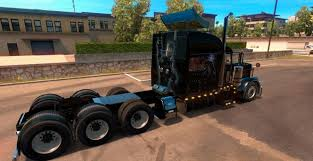 Black Panther For Peterbilt 389 Mod - Mod For American Truck ... Careers Jas Expited Trucking Llc The Worlds Best Photos Of Panther And Transportation Flickr Hive Mind Ripoff Report Panther Services Complaint Review Seville Tempus Transport Expedite Yenimescaleco Jobs Youtube Nfi Media Expedite Expo 2018 Sevillebased V3 Has Hit The Ground Running Crains Cleveland Business Rosenbauer America Fire Trucks Emergency Response Vehicles Roberts Express Forums