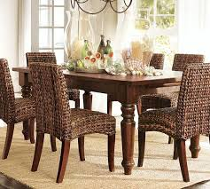 Solid Wood Kitchen Tables Sumner Extending Dining Table Pottery Barn