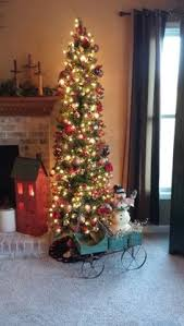 Primitive 7 Pencil With Lantern Lights My Brothers Tree
