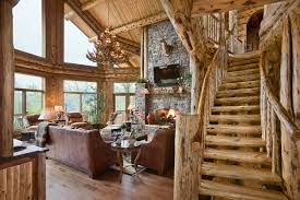 Cool Log Cabin Interior Design Pictures Pics Inspiration ... Decor Thrilling Modern Log Home Interior Design Terrific 1000 Ideas About Cabin On Pinterest Decoration Simple And Neat Kitchen In Parquet Flooring 28 Blends Interesting Pictures Small Decorating Gkdescom Homes Magnificent Luxury Design Architects Log Cabin Bathrooms Inside Small Images