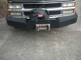 Chevy 93-99 Warn Winch Bumper | Weld Projects | Winch Bumpers, Chevy ... 2019 Chevy Silverado Cuts Up To 450 Lbs With Alinum Closures Truck Parts Gmc How To Install Replace Inside Door Handle Gmc Pickup Suv Window Regulator Chevrolet Schematics Worksheet And Wiring Diagram Weld It Yourself Bumper Move 88 98 Forum 19472008 And Accsories Gm Catalog 197988 Steel Cventional Trucks W S10 Pick Up Schematic Everything About K1500 Not Lossing