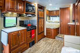 Featured Outdoorsy RV Sprinter Class C Motorhome Interior