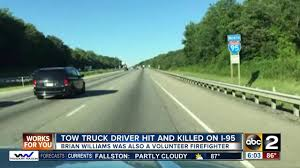 Perryville Tow Truck Driver Hit, Killed Along I-95 Sunday - YouTube Tctortrailer Jackknifes On I95 Brings Traffic To Stop Wjar Robert Ben Rhoades The Truck Stop Killer Deadly Day Connecticut Post Bikes Crash From Sb In South Carolina Near Rest I 95 Stops Bi Double You Trucks Are Lined Up Along A Truck As Truckers Take Break Straddles Jersey Wall Closes Lanes Wtvrcom Inrstate Virginia Wikipedia Overloaded Finally Moved Cranston Herald Nys Thruway Rest Stops Guide Restaurants Coffee Gas At Each Ups Big Rig Driver Capes Fiery Crash Near Iteam Reconstructs Deadly That Left 5 Dead Abc11com