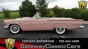 100 1957 Ford Truck For Sale Classic Car Thunderbird In Will County