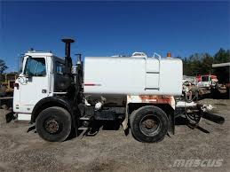 100 Used Water Trucks For Sale WHITEGMC WX42T For Sale Phillipston Massachusetts Price US 9500