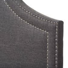 Gray Velvet King Headboard by Headboards Grey Super King Size Headboard Grey King Headboard 84