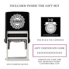Three Designing Women Custom Designer Address Self-Inking Stamp (4-Pack) 2016 Silhouette Cameo Black Friday Deals Mega List The Coupon Wikipedia Hrh Collection Coupon Code Printable Coupons School Tespo Last Chance Sleep Freebie Milled Codes Archives Affiliatebay Pin On Dog Rubber Stamps Where To Get Free Vouchers Save Hundreds Off Your Quikrite Pebl Pennline Organizer Planner Business Promotions Fortress Staplesca Office Supplies Electronics Ink More Staples Accsories Personalized Stampers To Personalize Your Custom Stamp Order Kit Gsa 7520013862444