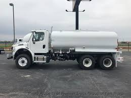 100 Water Truck 2019 New Freightliner M2 106 4000 Gallon At Premier