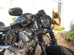 Harley Davidson Light Bar by T Bars U0026 Indacator Lights 08 Nightster Harley Davidson Forums