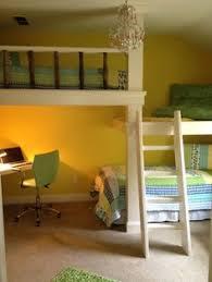 mommo design girly loft beds kids room pinterest girly