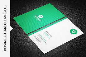 Clean Vertical Business Card Business Card Templates Creative
