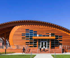 100 Centerbrook Architects Thompson Exhibit Building At Mystic Seaport Wins Institutional Award
