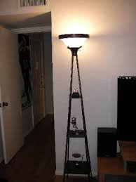 Mainstays Floor Lamp Instructions by Mainstays Etagere Floor Lamp Lamps Inspire Ideas