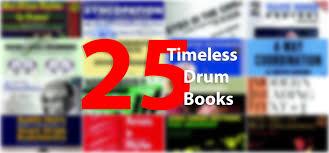 25 Timeless Drum Books