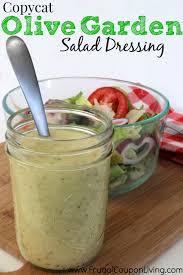 Copycat Olive Garden Dressing Ingre nts for Your Home Salad