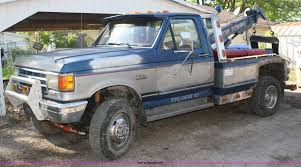 100 Used Tow Trucks For Sale By Owner 1987 D F350 Tow Truck Item B6525 SOLD May 2 Midwest