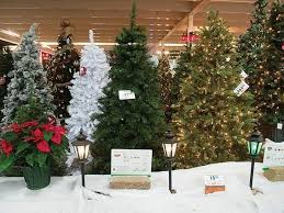 Artificial Christmas Trees At Menards