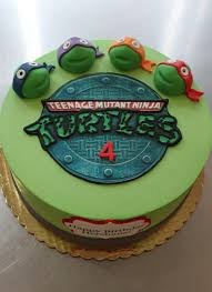 Ninja Turtle Decorations Ideas by Ninja Turtle Birthday Cake Cake Ideas