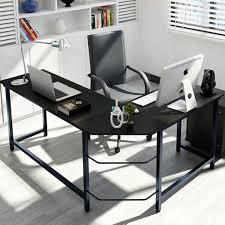 Walker Edison 3 Piece Contemporary Desk by Best Modern Desk Reviews Lady Qs