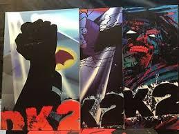 Image Is Loading Frank Miller 039 S BATMAN DK2 The Dark