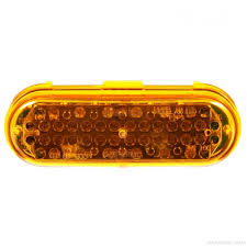 Truck-Lite-Truck-Lite Super 60 36 Diode Class II Yellow Oval LED ... New 54 Strobe Led Light 12v Grill Emergency Lights 54str 2x4 Led Suv Car Truck Strobe Flash Light Waterproof Emergency Lamp Warning Lights Auto Amazoncom Lamphus Sorblast 34w Cstruction Tow Vehicle Lighting Ecco Bars Worklamps Under Tailgate Kit Can Civilians Use In Private Vehicles 3 Online Wireless 48w 16 In 1 2016 Ford F 150 Kit Rear Light Motor Trend For Sale Springfield Ma Springfield Auto Truck 2x3 Hazard