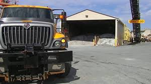PennDOT Preparing Plow Trucks For Duty On Roads In Berks - WFMZ Western Midweight Snow Plow Ajs Truck Trailer Center Trucks Plowing Snow The 1947 Present Chevrolet Gmc Mack Trucks For Sale In Pa 2005 Intertional 7600 Plow Dump Truck 426188 M35a2 2 12 Ton Cargo With And Spreader 1995 Ford F350 4x4 Powerstroke Diesel Mason Dump Plow 2009 Used 4x4 With Salt F Home By Meyer 80 In X 22 Residential History Mission Of Ciocca 2004 Mack Granite Cv712 1way Liquid For Sales Sale