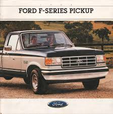 1988 Recreation Vehicles Ford Truck Sales Brochure Bangshiftcom E350 Dually Fifth Wheel Hauler Used 1980 Ford F250 2wd 34 Ton Pickup Truck For Sale In Pa 22278 10 Pickup Trucks You Can Buy For Summerjob Cash Roadkill Ford F150 Flatbed Pickup Truck Item Db3446 Sold Se Truck F100 Youtube 1975 4x4 Highboy 460v8 The Fseries Ads Thrghout Its Fifty Years At The Top In 1991 4x4 1 Owner 86k Miles For Sale Tenth Generation Wikipedia Lifted Louisiana Used Cars Dons Automotive Group Affordable Colctibles Of 70s Hemmings Daily Vintage Pickups Searcy Ar