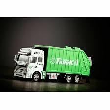 100 Garbage Truck Tab Sanitation Car Children Toys Kids Engineering Vehicle