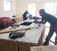 Faith s Kitchen Renovation How We Finally Got Our Carrara Marble