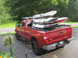 100 Pro Rack Truck Rack 52 Kayak S For Pickup S With Tonneau Cover Access Original