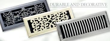 Decorative Return Air Grille Canada by Air Return Grille Diy Modern Solid Brass Floor Register Steel