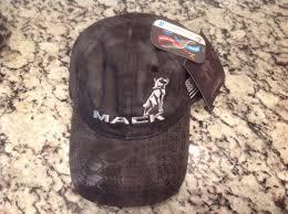 100 Mack Truck Hat S Logo Black Silver Bulldog Logo S Er Cap
