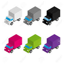 Set Of Colored And Gray Isometric 3d Cargo Trucks. Cartoon Cars ... Color Bus On Truck And Cars Cartoon For Kids Fun Colors Truck Drawing At Getdrawingscom Free Personal Use Illustration Trucks Vehicles Machines Stock Seamless Pattern Made Cartoon Cars Trucks Vector Image Car Ricatures Cartoons Of Motorcycles Development The Yellow Excavator 627 Monster Cliparts And Royalty Tow Adventures Service Mercedesbenz Vehicle Vans Images Of Group 69
