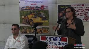Ontario Truck Driving School Job Fair - YouTube Truck School Archives Driving Sacramento Abylex Inc Intertional 48 Photos 15 Reviews Schneider Schools Cdl 31 7473 Reese Norcal Excellent Folsom Ready Mix Bond Sacramentos Leading Driving School Valley Commercial Pretrip Inspection Video Preview Feds Allege Dmv Employees Sold Licenses The Bee Advanced Career Institute Traing For The Central Equipment Rental Class A Or B Drive Test Averitt Careers