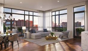100 Luxury Penthouses For Sale In Nyc 17 52 Convent Avenue New Condos Apartments For Harlem