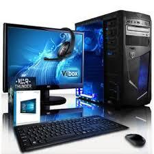ensemble ordinateur de bureau ensemble ordinateur de bureau prix pas cher cdiscount